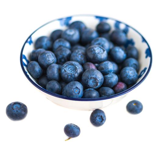 blueiron blueberries